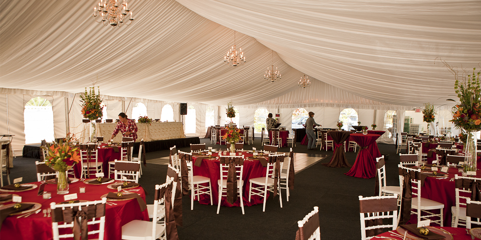 Wedding Rentals in Raleigh
