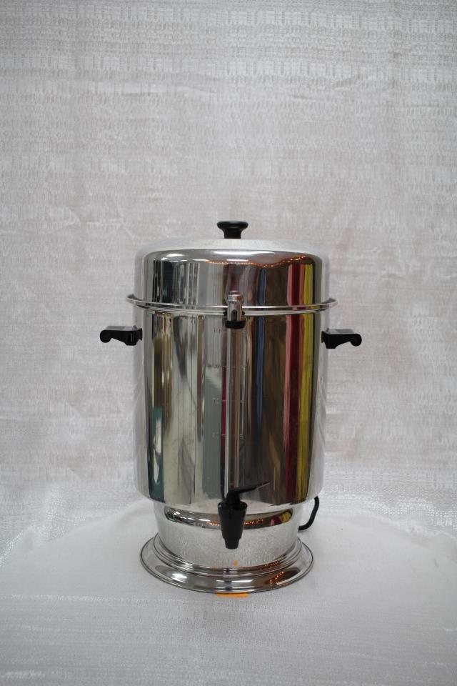 Where to find PERCOLATOR, 110 CUP SS URN in Cary