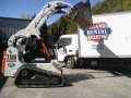 Where to rent SKID STEER, BOBCAT T190 TRACKS -  1 in Cary NC