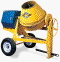 Where to rent CONCRETE MIXER, STONE 65CM in Cary NC