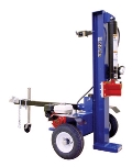 Where to rent LOG SPLITTER, VERTICAL 20 TON in Cary NC