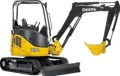 Where to rent EXCAVATOR, MINI 27D ZTS in Cary NC