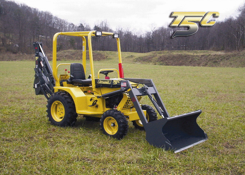 Backhoe Terramite T5 16 Inch Bucket Rentals Cary Nc Where