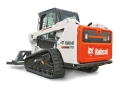 Where to rent SKID STEER, BOBCAT T550 TRACKS -  3 in Cary NC