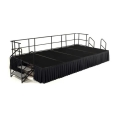 Where to rent STAGE DECK, 8  X 30  SAFE RAILING in Cary NC