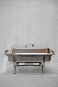 Rental store for CHAFER, STAINLESS 8 QUART in Raleigh NC