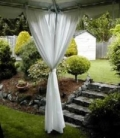 Rental store for TENT, LEG DRAPE 12-FT in Raleigh NC