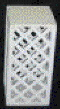 Where to rent PEDESTAL, WH. LATTICE, 16x31 in Cary NC