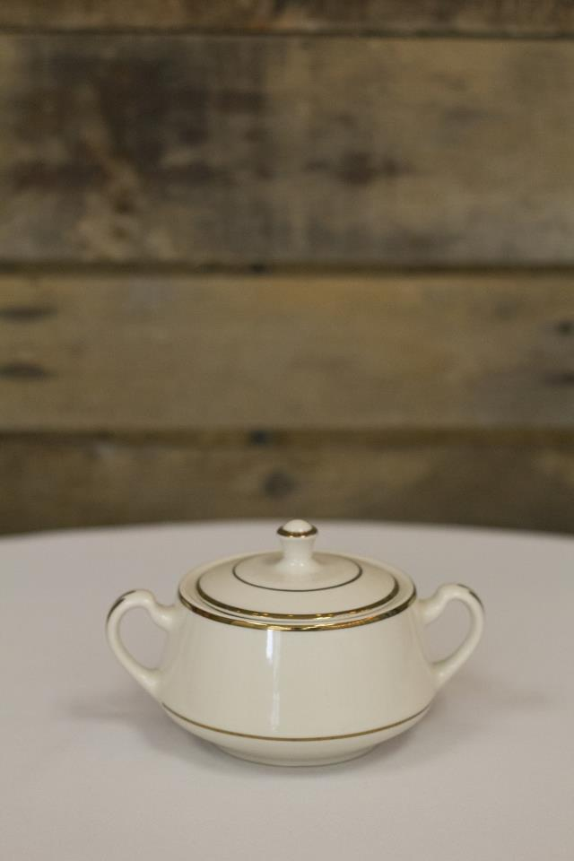 Where to find CHINA, IVORY SUGAR BOWL in Cary