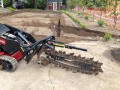Where to rent DINGO TRENCHER ATTACH 6 Wx36 D in Cary NC