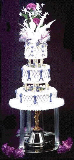 Where to find FOUNTAIN, 2-TIER, FOR WED.CAKE in Cary