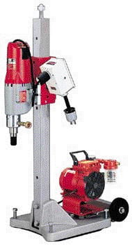 Where to find CORE DRILL, W VACUUM BASE in Cary