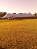 Rental store for 40 X 120 POLE TENT, WHITE-TT in Raleigh NC