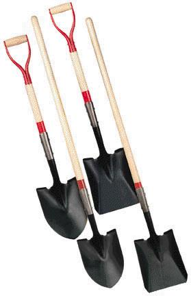 Where to find SHOVEL, FIBERGLASS HANDLE,FLAT in Cary