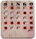Where to rent BINGO CARDS, SLIDE TYPE in Cary NC