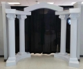 Where to rent COLONNADE, 4-72  COLUMN W ARCH in Cary NC