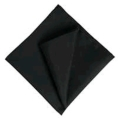 Where to rent NAPKIN, LINEN 20X20 BLACK in Cary NC