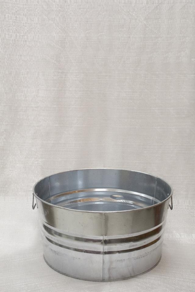 Where to find TUB, GALVANIZED - 15 GALLON in Cary