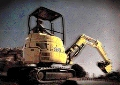Where to rent EXCAVATOR, MINI 27C ZTS in Cary NC