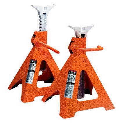 Where to find JACK STANDS   PAIR  - 5 TON in Cary